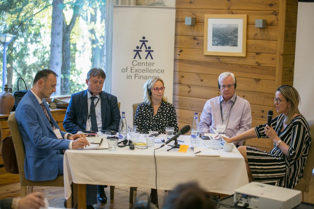 Panel discussion with experts on Montenegrin accounting reform
