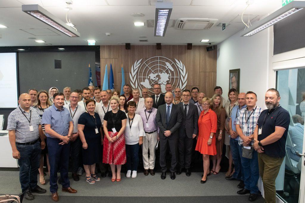 BiH workshop, July 2019